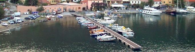 Porto turistico di Capraia – Capraia (NA) -Italia