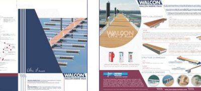 WALCON RILANCIA IN ITALIA – Walcon rilancia il proprio brand in Italia con Walcon Marine Italia