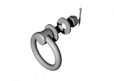 STAINLESS STEEL MOORING RING